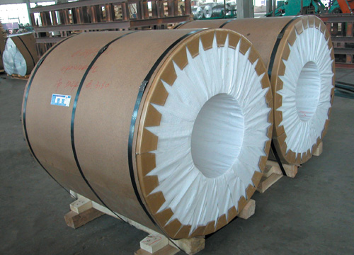 Aluminium Foilstock Coil for Aluminium Foil Rolling Mill Production