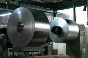 COLD ROLL STEEL SHEET IN COIL