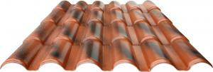 Geloy ASA Synthetic Resin Roofing Tile
