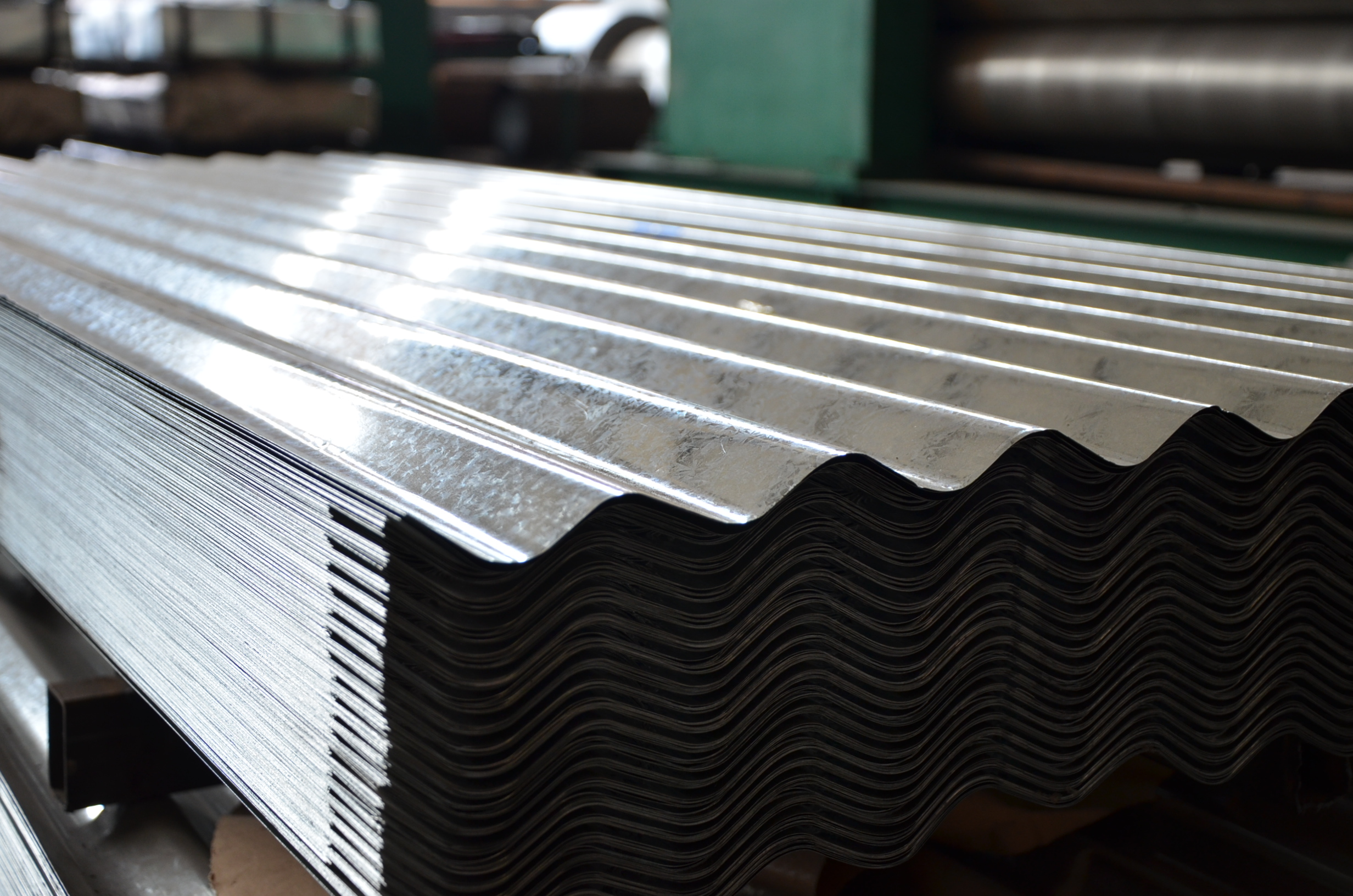 GALVANIZED CORRUGATION STEEL SHEET
