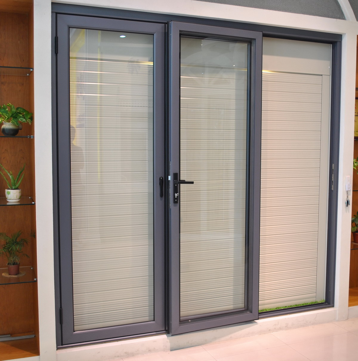Buy Aluminium Windows and Doors Used Exterior Doors for Sale Price ...