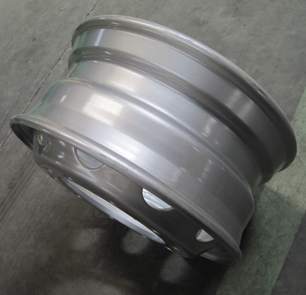 tubeless truck steel wheel rim 22.5*9.00