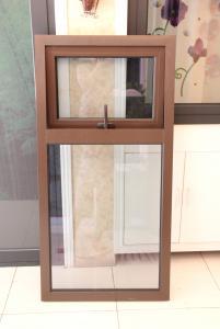 Australia AS 2047 standard aluminum top hung awning window