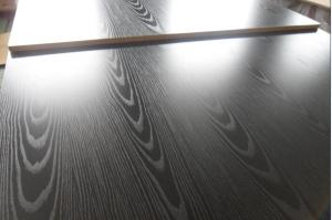 Ash Wood Grain Embossed Surface Melamine MDF Board