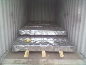 Hot-dip Aluzinc Steel Sheet-High Quality