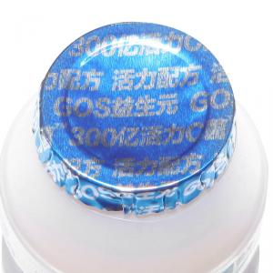 Yogurt cup aluminium foil lid in roll with printing