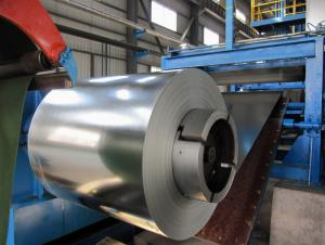 Hot dip galvanized steel coil