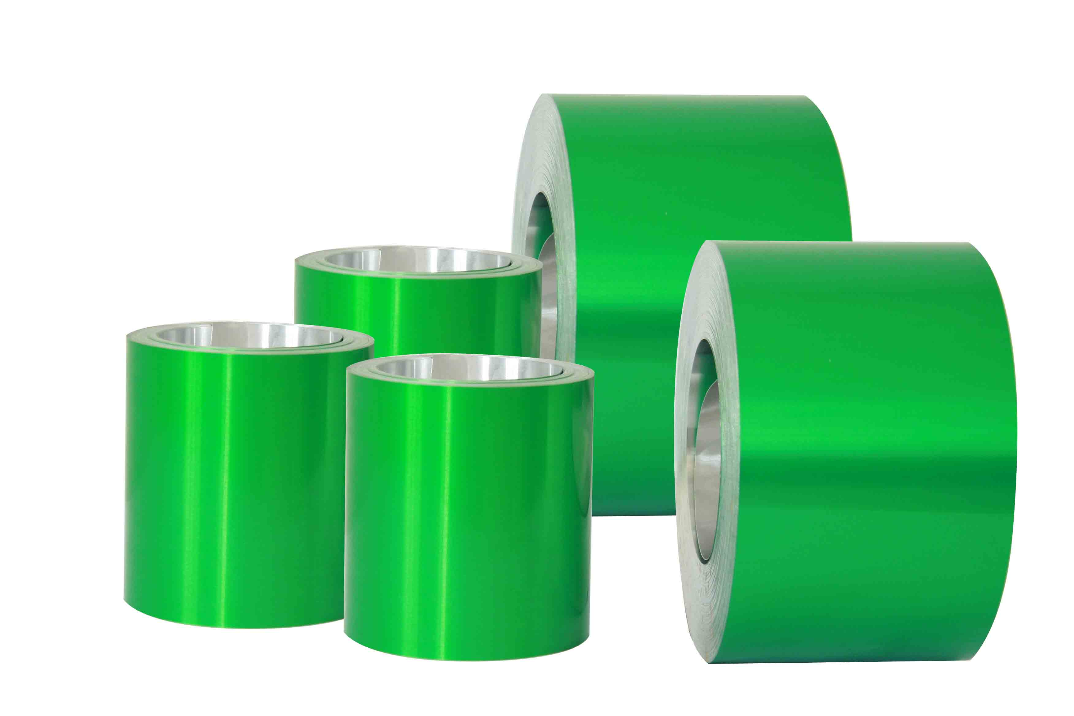 COLOR COATED ALUMINUM FOIL AND COIL WITH GOOD QUALITY