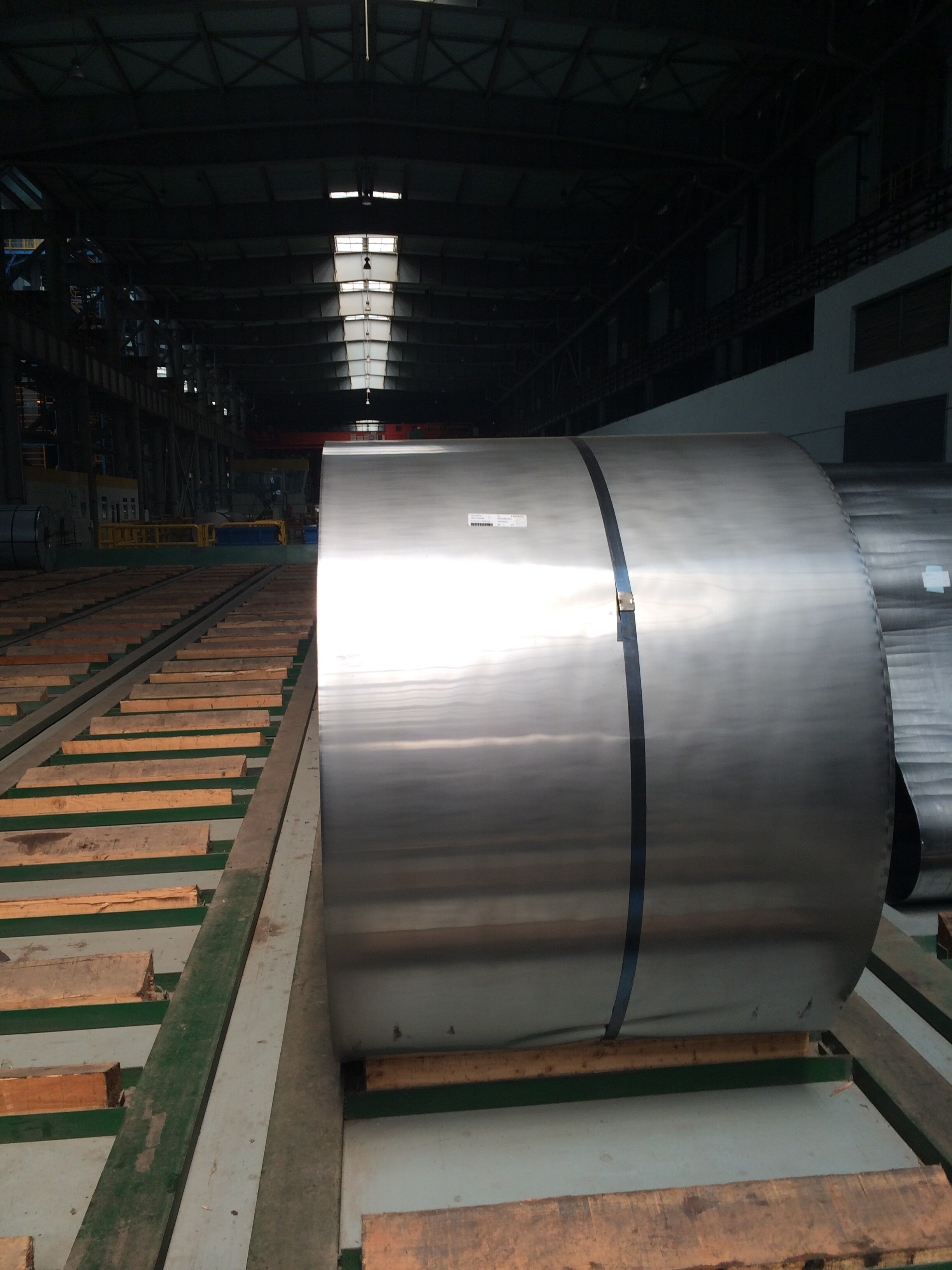 FULL HARD COLD ROLLED STEEL SHEET IN COIL
