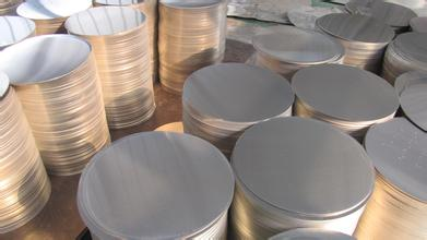 Aluminium Circle And Circles And Plate And Pans