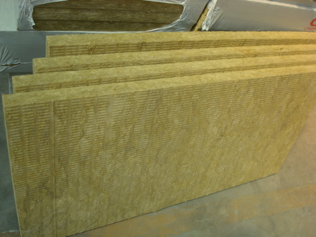 Stone Wool Board Unfaced Real Rockwool