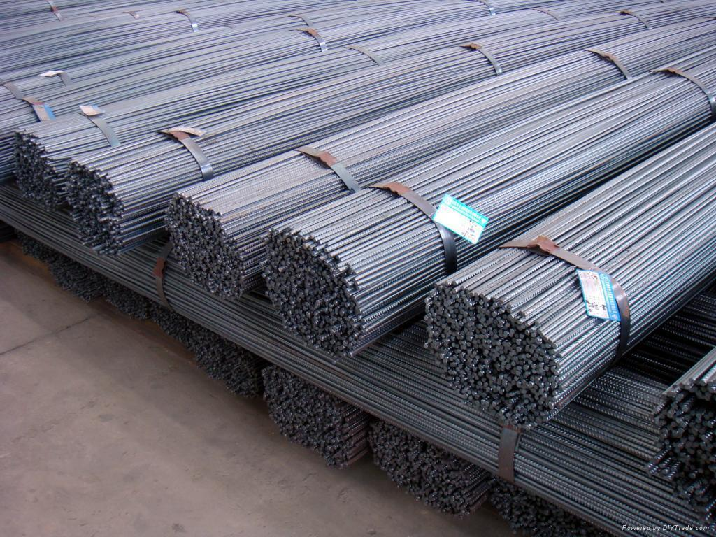 Hot Rolled Deformed bars with Best Quality