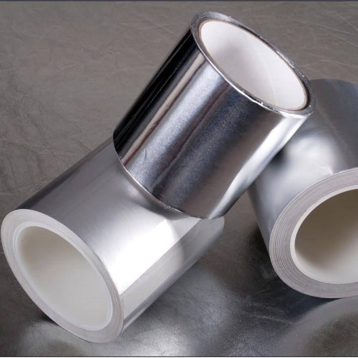 Aluminium Foil Mylar Tape For Cable Shielding prodcution