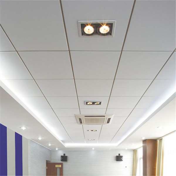 Ceiling calcium silicate board partition ceiling,for hotel office home school hospital,Europ standard, BS certification