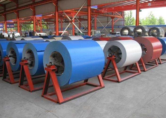 Prepainted Galvanized Steel Coil