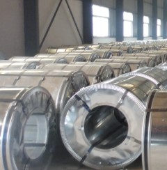 Galvanized/Aluzinc Steel Sheet  Coil in High Quality