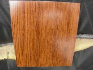 Pre-painted Galvanized Steel Coil-EN10169-WOODEN7