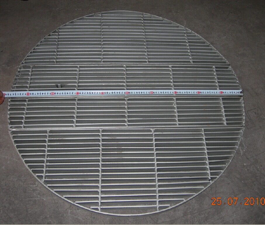 Stainless Steel Grating(rotundity)