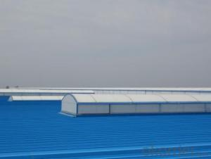 Fadeless UPVC Roofing Tile