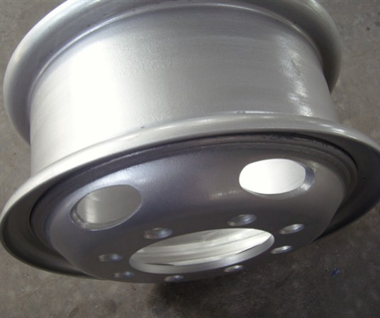 tubeless truck steel wheel rim 8.5-20