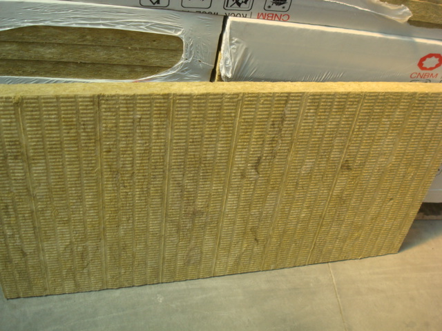 Rockwool Board Rockwool Blanket Wire Meshed