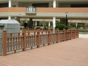 waterproof outdoor decking