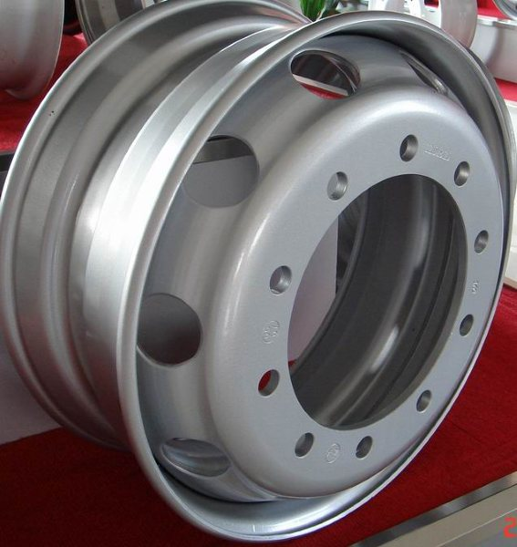 aluminium wheel rims 22.5*9.00 for truck and trailers
