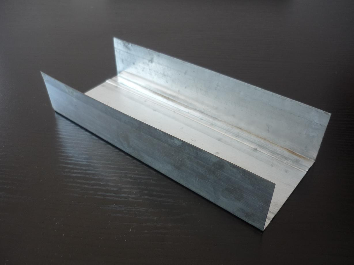 Drywall Steel Profile - Track