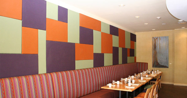 Fiberglass Wall Panel with Fabric HC-388