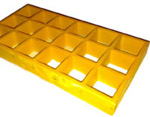 FRP grating, grating cover
