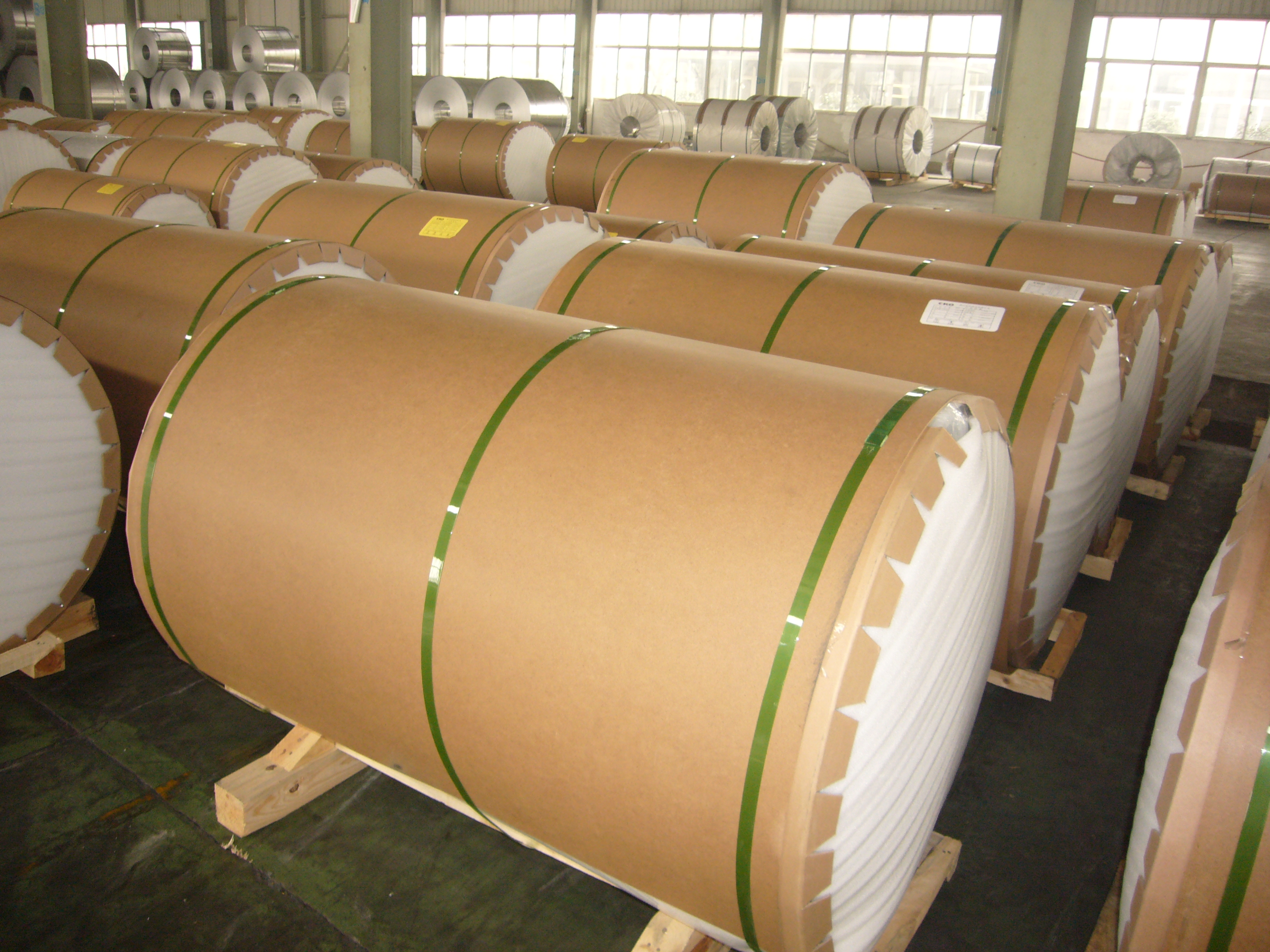 Hot Rolled Aluminium Strip in Coils AA1050-F