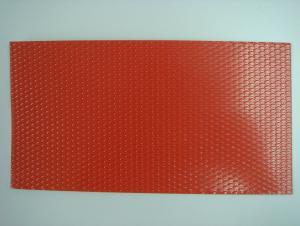 aluminium treadplate rhombic pattern