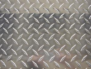 Aluminium diamond treadplate
