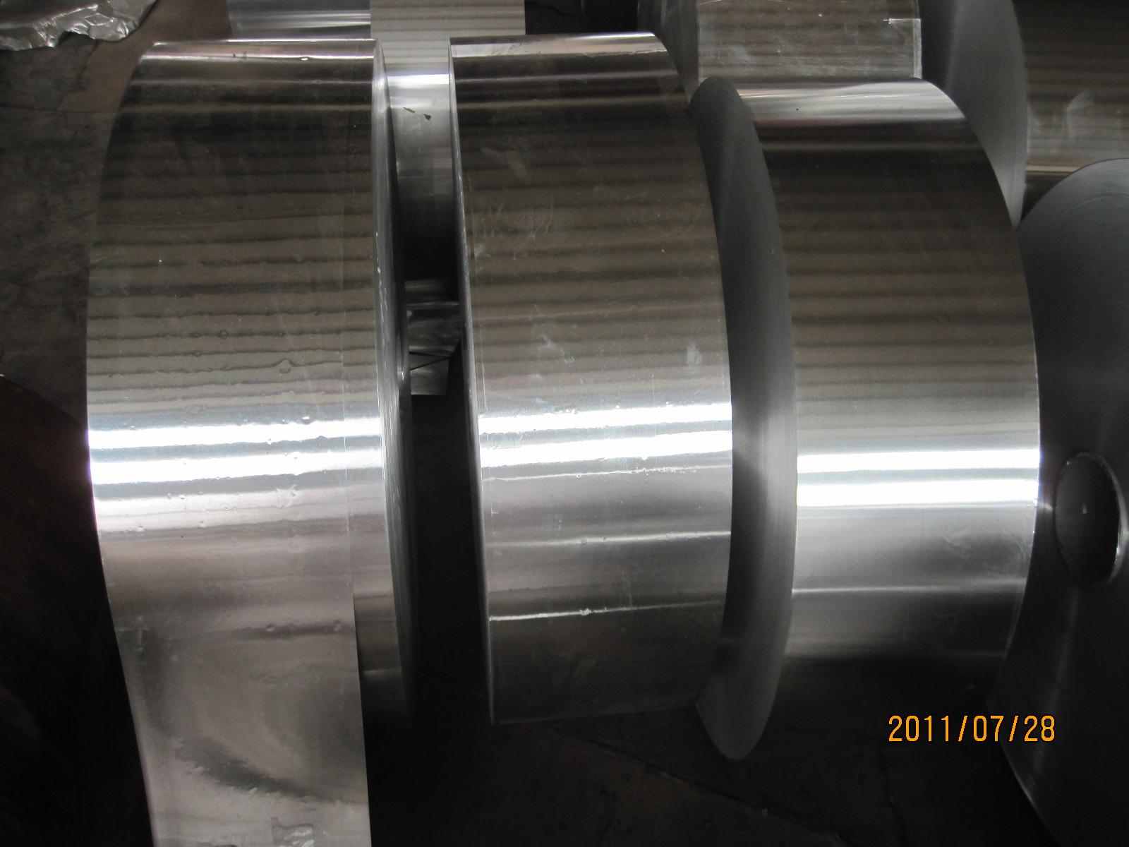 Continuous Casting Aluminium Strip AA1050 H14