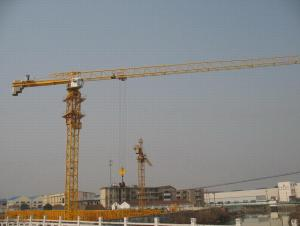 TCP6013C Topless Tower Crane- 8T