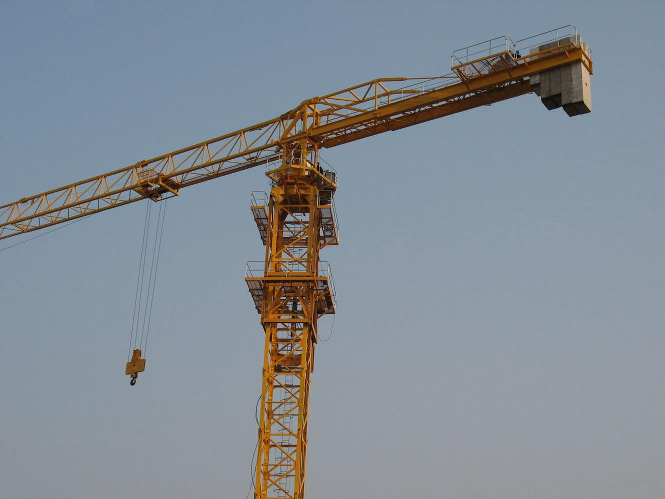 TCP6022 Topless Tower Crane