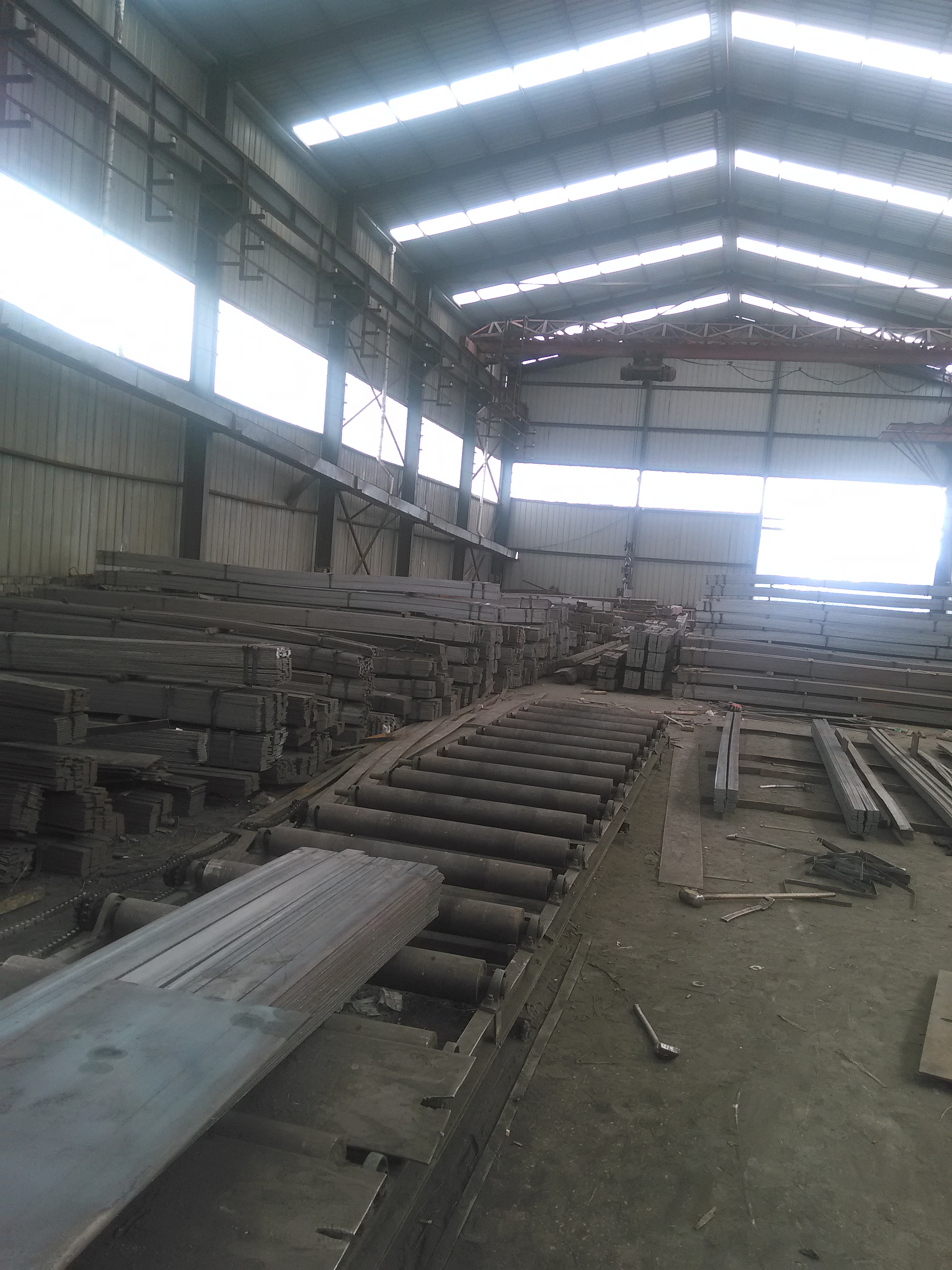 Steel Flat Bars with Quality ASTM A36 SS400 or Equivalent