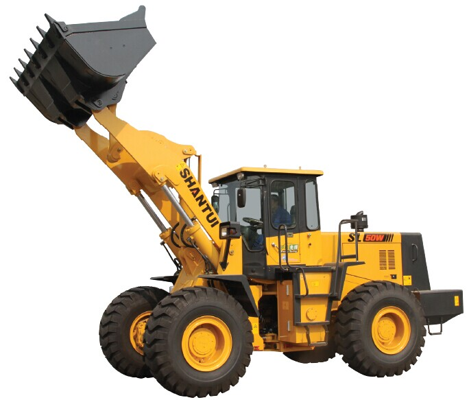 SHANTUI Wheel Loader(SL50W)