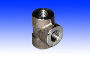 Forged steel fitting SW TEE  ASME B16.11  3000LB  DN15 A105