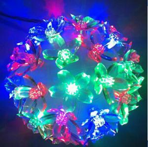 100Ct LED Flashing Ball Light