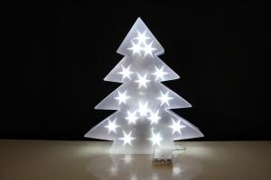 PVC Tree Light with Battery Operated