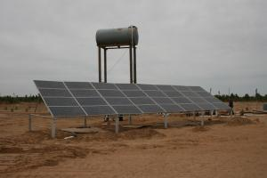 Solar Combiner Box, Solar Pump System Combiner Box