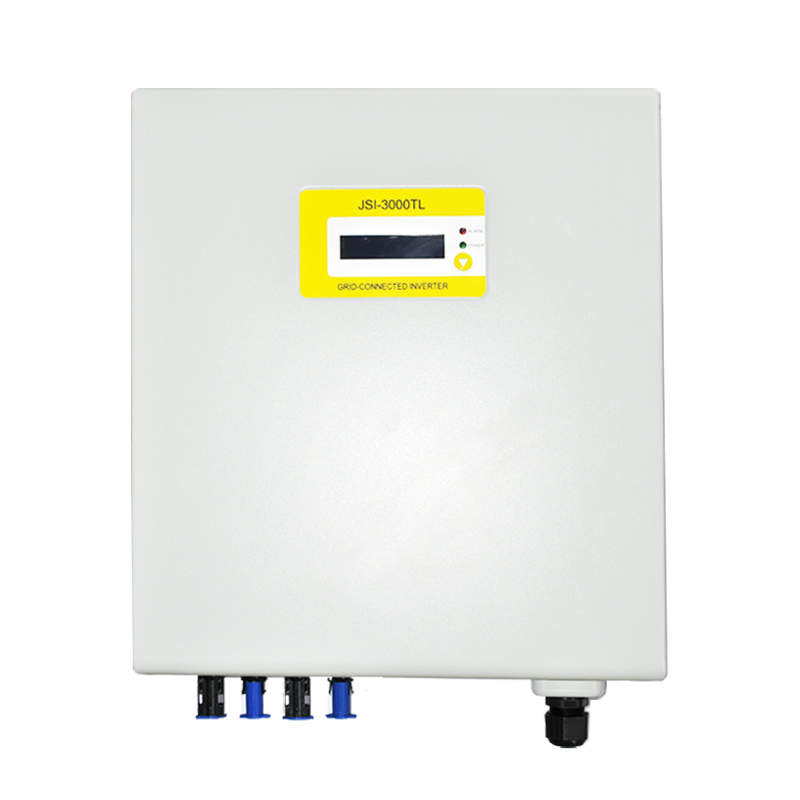 Grid connected solar PV inverter 5000W