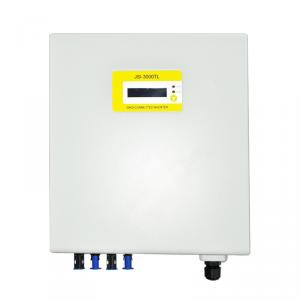 Grid connected solar inverter 3600W