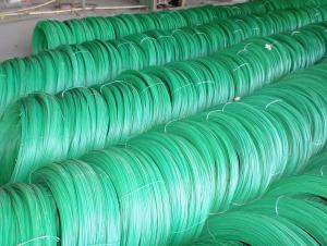 PVC coated iron wire with good quality