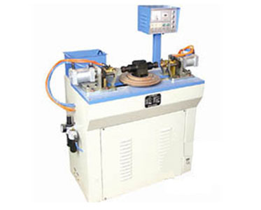 Pneumatic Binaural Spot Welder