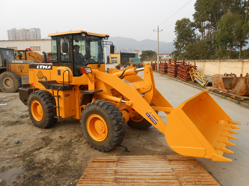 3 Ton Chinese Supplier Wheel loader for sale