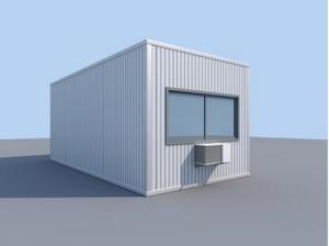 Sandwich Panel Prefabricated House Modular building