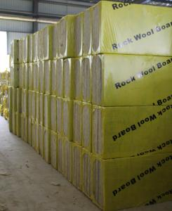 High Quality Construction Fireproof Insulation Rock Wool