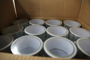 Aluminum Foil  Tapes with Water based acrylic T-F3604WP